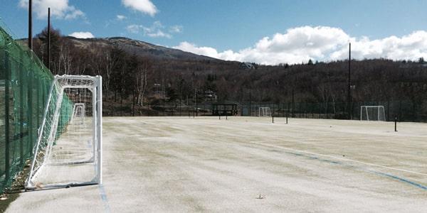 テニス & フットサル